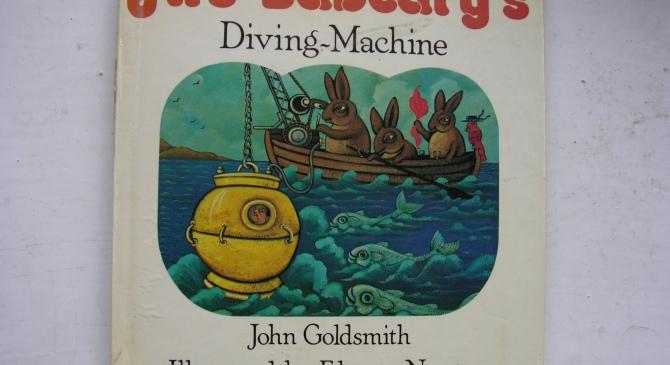 Mrs Babcary's DivingMachine