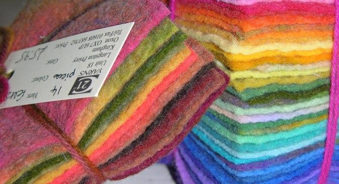 Knitting and Stitching Exhibition 2011 AlexandraPalace