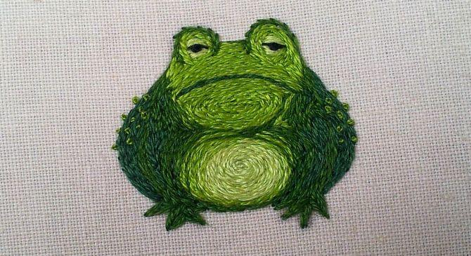 Grumpy Toad 2.0
