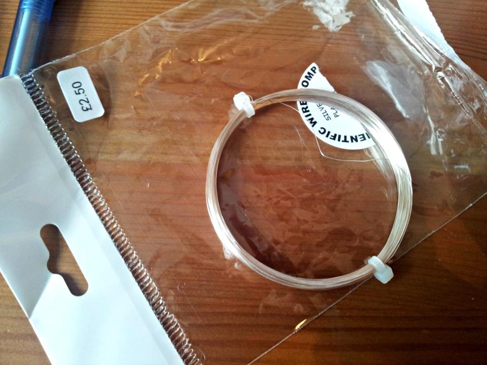 fine jewellery wire