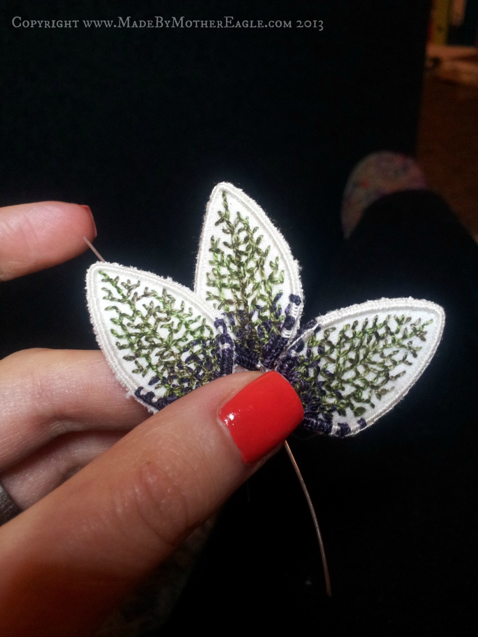 Henbane petals