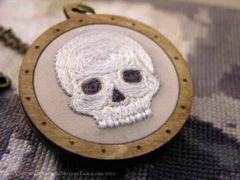 Midwinter Skull #2