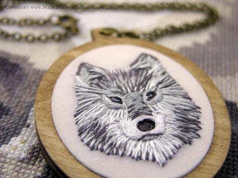 Midwinter Wolf