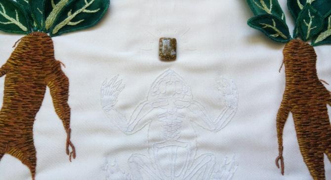 Ritual Burials: Frog