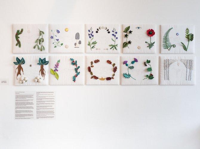 Extinct Icons & Ritual Burials – ExhibitionPics